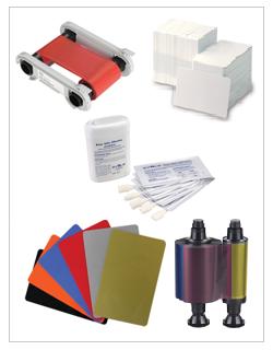 Kaartprinter benodigdheden