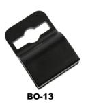 Kunststof kaartklem Gripper met een siliconen binnenkern om uw pasje veilig vast te klemmen