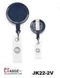 Clip on jojo riemclip medium blauw