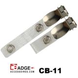 Bretel badge-clip versterkt bandje