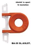 Keylock badge Sluitstuk & Sleutel