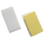 Plakstrip op de rubberen basis (23 x 12 mm)