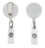 Clip on jojo riemclip medium versterkt bandje (logo ruimte 25 mm) _