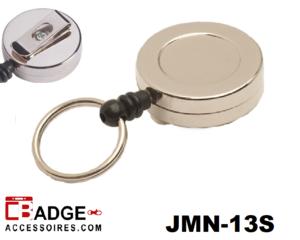 Metaal jojo Mini sleutelring