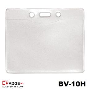 Vinyl badge Pro creditkaartformaat horizontaal