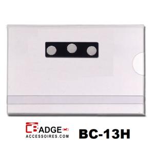 Congres kaarthouder 3 magneten, geschikt 1 creditkaart formaat kaart