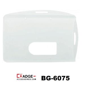 Badge Multiwear helder venster H. & V.