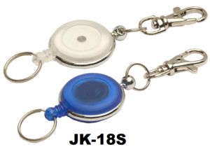 Karabijn-haak jojo sleutelring