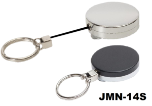 Metaal Jojo Pro nylon koord & sleutelring