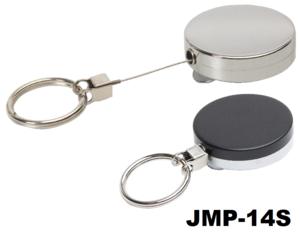 Metaal Jojo Pro staalkabel & sleutelring
