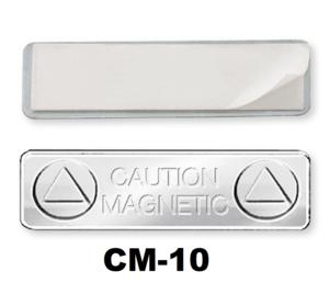 Magneet duo metaal plakstrip